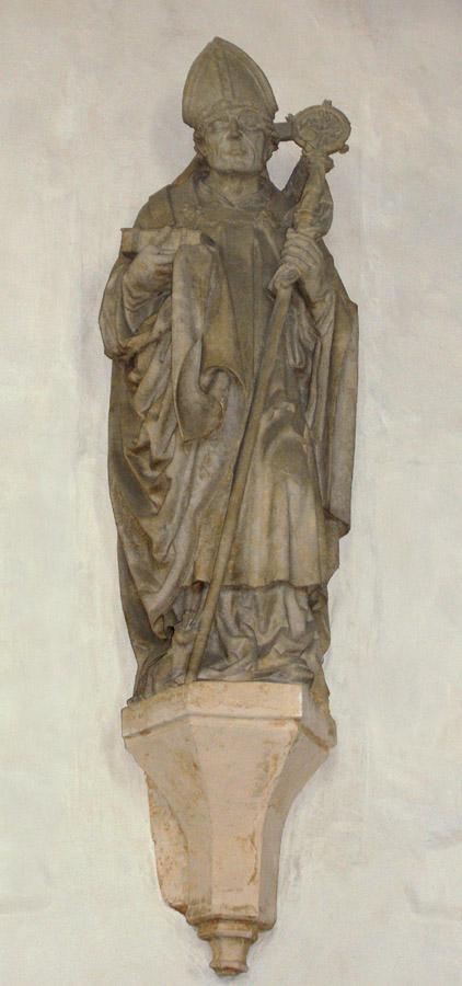 Bischof Donatus von Arezzo - Foto: A. Baumgärtel
